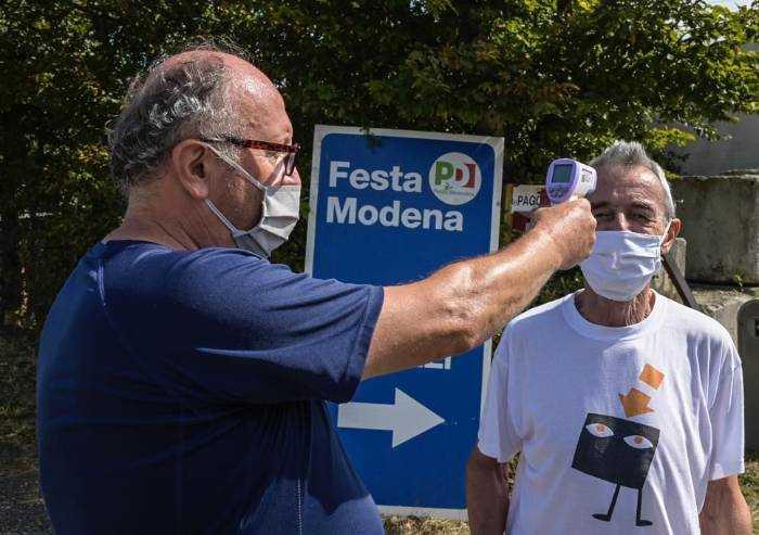 Covid a Modena, il Pd rassicura: 'Festa dell'Unità sarà in sicurezza'
