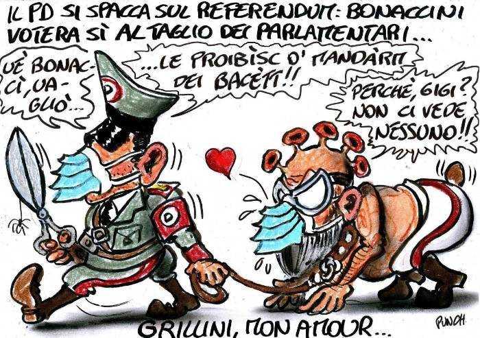 Referendum, Bonaccini si mette a servizio...