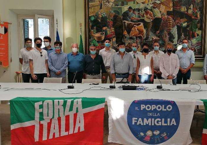 Elezioni Vignola: esperienza e giovani, il mix di Forza Italia