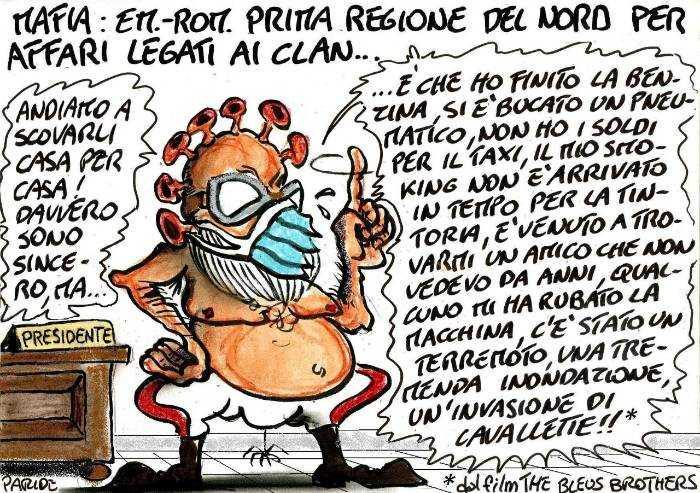 Mafie, Emilia Romagna maglia nera del nord. E Bonaccini scova infetti