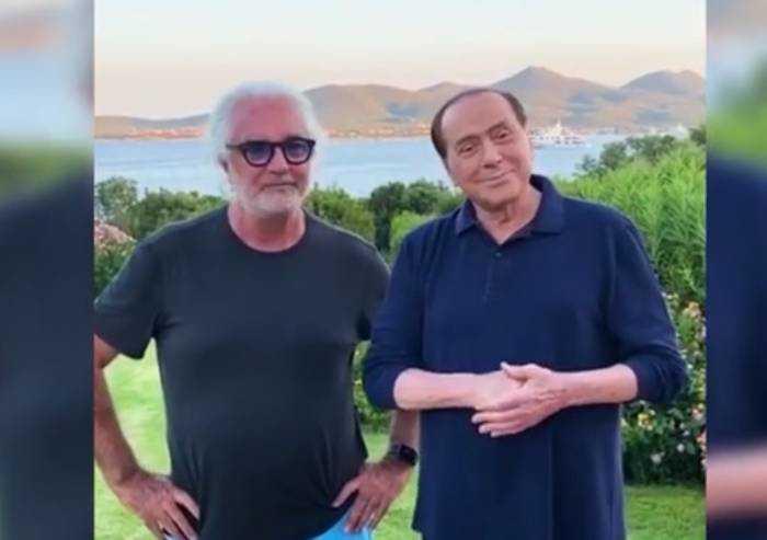 Coronavirus, Silvio Berlusconi è positivo. E' in isolamento