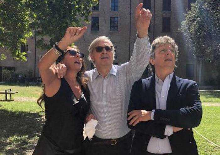 Ferrara, dopo il successo di Banksy arriva Ligabue