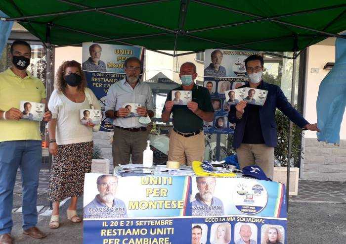 'Elezioni Montese, con la Lega finalmente un vero cambiamento'