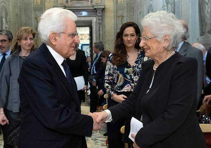 Liliana Segre compie 90 anni, auguri del sindaco a cittadina onoraria