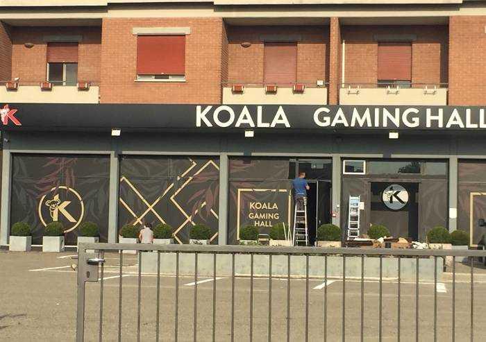 Gioco d'azzardo: maxi sala giochi a Bastiglia, ormai tutto è pronto