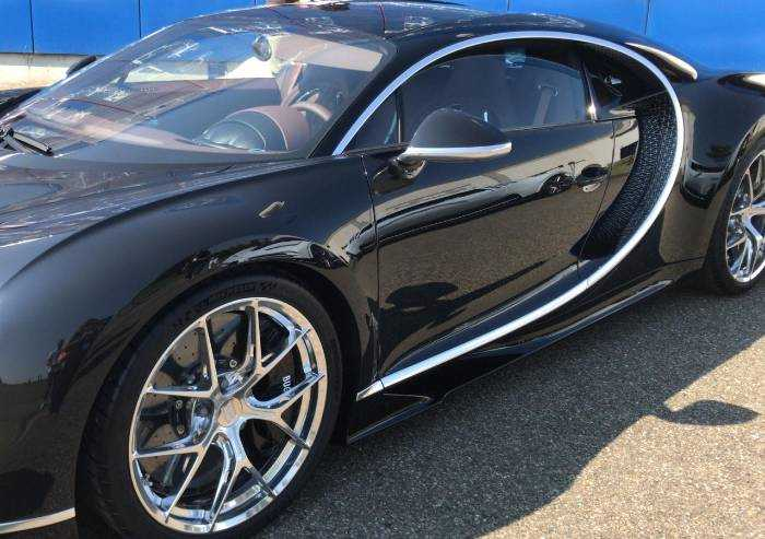 30 anni di fabbrica blu: oggi in mostra i gioielli Bugatti