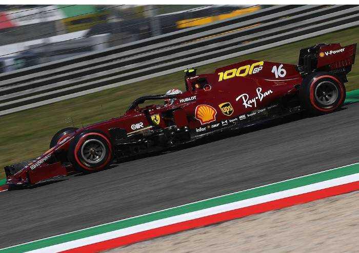 Formula 1, al Mugello ancora male le Ferrari: ottava e decima