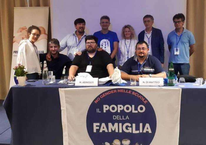 Popolo della Famiglia: Adinolfi resta leader, Rossini nel Direttivo