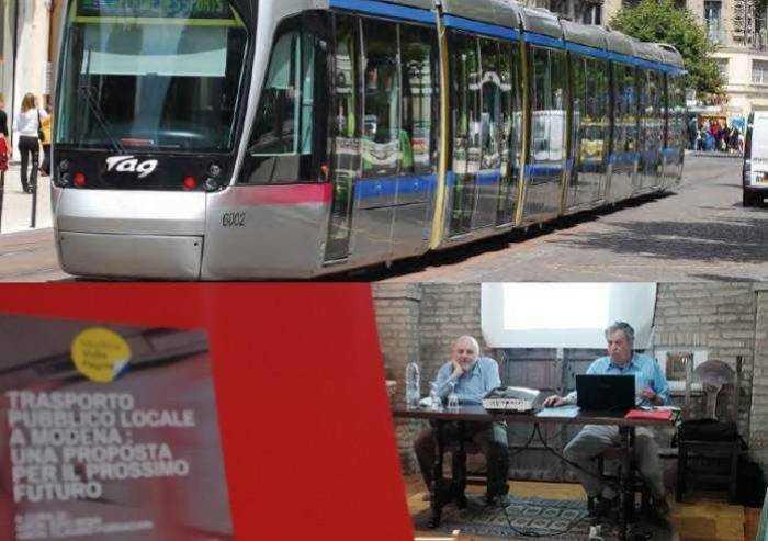Modena, ecco quanto si ridurrebbe l'inquinamento col progetto metro