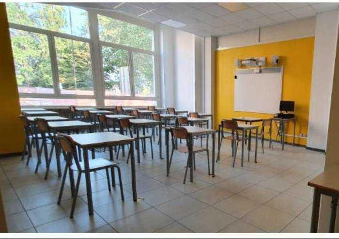 Scuola la via, tutto bene! A parte che non ci sono gli insegnanti...