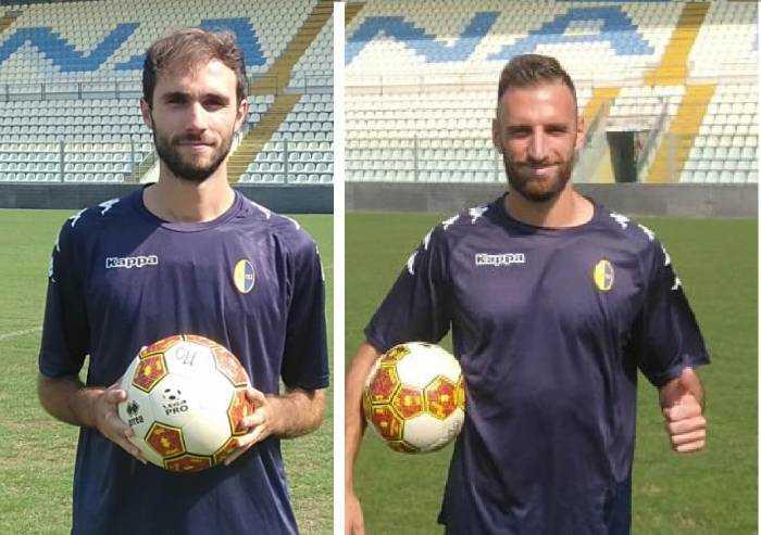 Modena calcio, arrivano Scappini e Milesi
