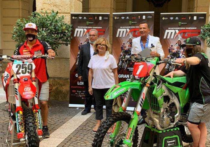 Nove giorni di mondiale Motocross a Mantova