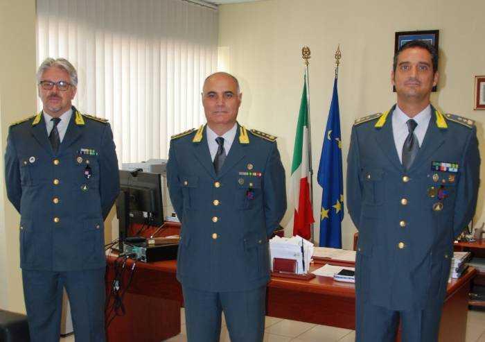 GDF Modena: avvicendamento al Nucleo di Polizia Economico-Finanziaria