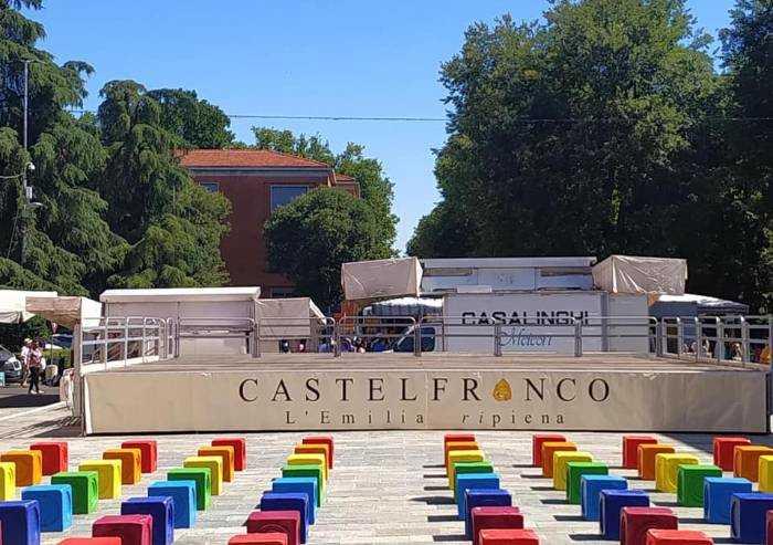 Castelfranco, multato in centro nonostante il permesso disabili