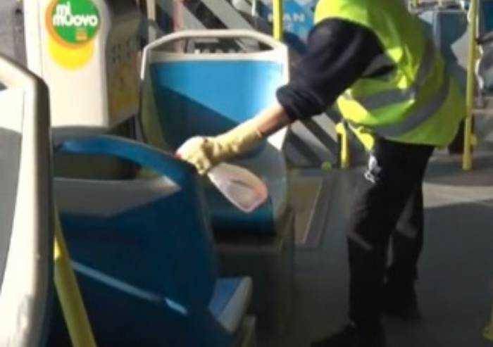'Bus Seta, dopo il 14 settembre la sanificazione è un miraggio'