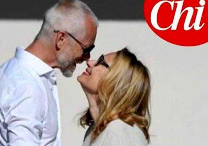 Nicoletta Mantovani, vedova Pavarotti, oggi si è sposata con Alberto
