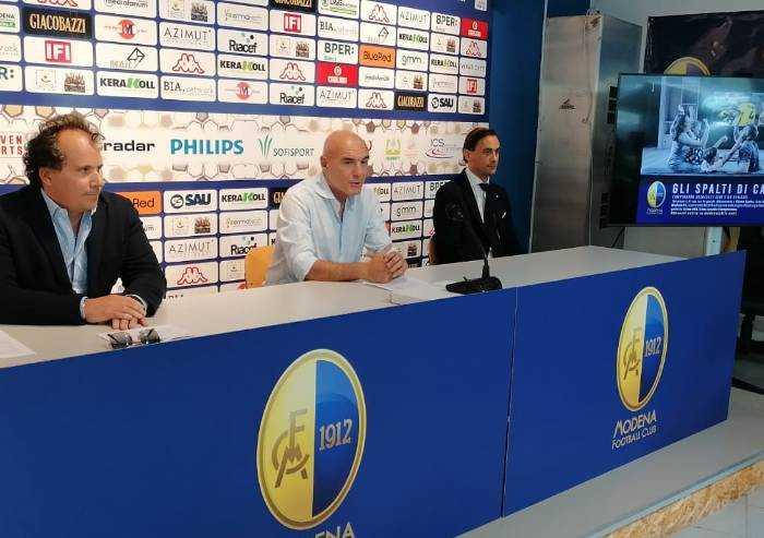 Modena Calcio, campagna abbonamenti ferma in attesa dell'ok a pubblico