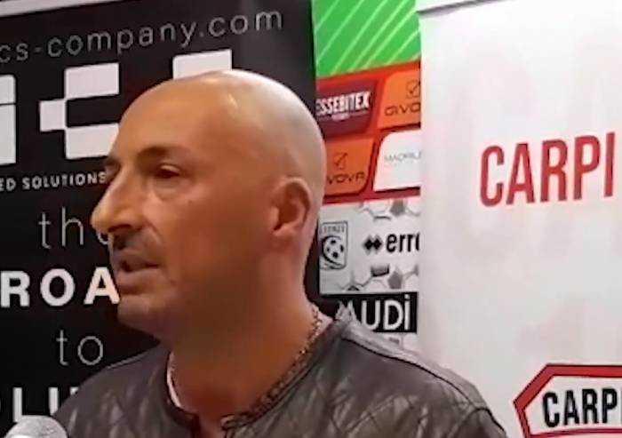 Il Carpi di Morelli parte con una sconfitta: 3-1 contro il Casarano