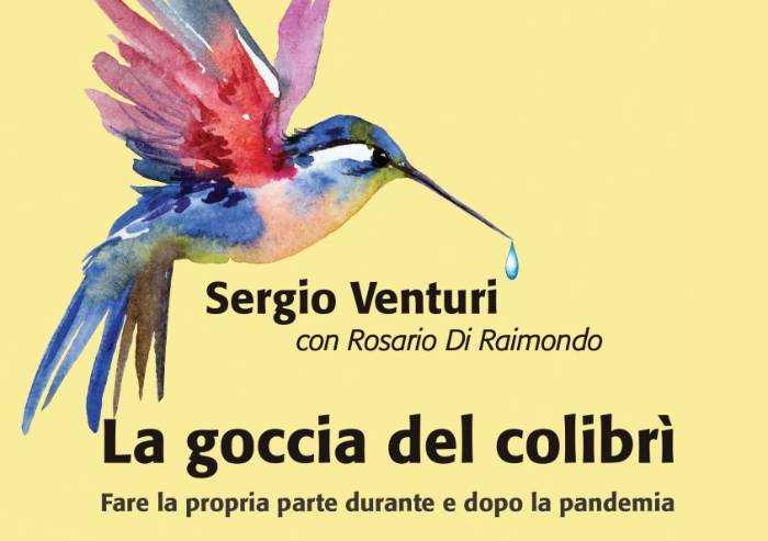 La goccia del colibrì, così il commissario Venturi si racconta