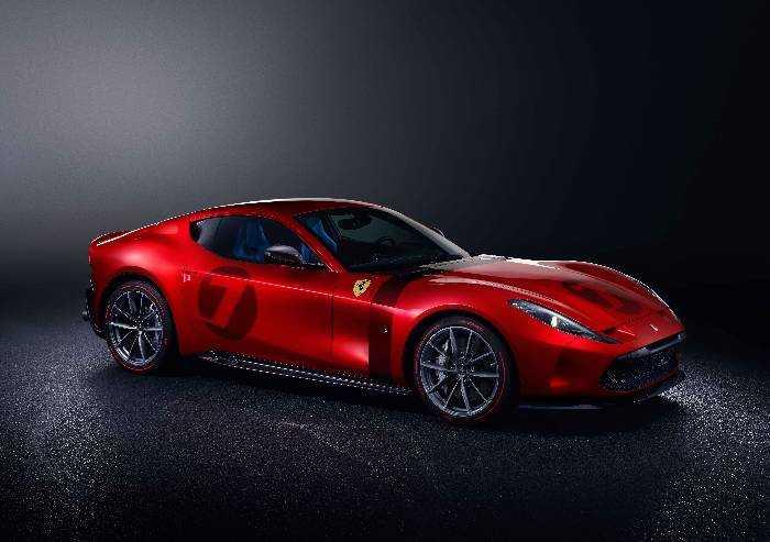 Ferrari Omologata, la nuova one-off del Cavallino Rampante