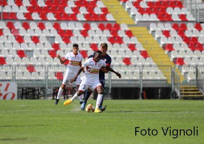Carpi Calcio, trionfo netto al Cabassi: 2-0 alla Sambenedettese