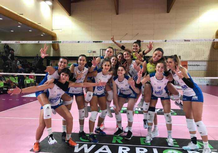 Volley: vittoria nella prima casalinga di Green Warriors