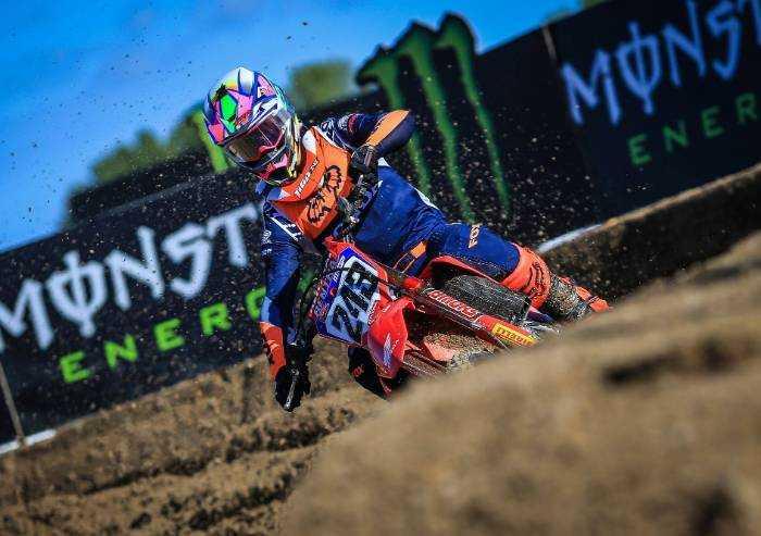 Motocross - #MXGPLombardia: Tim Gajser vince e riapre il mondiale