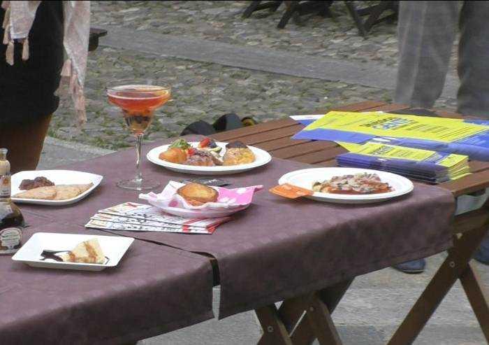 Tre menù con 9 assaggi: in centro storico è di nuovo Stuzzicagente