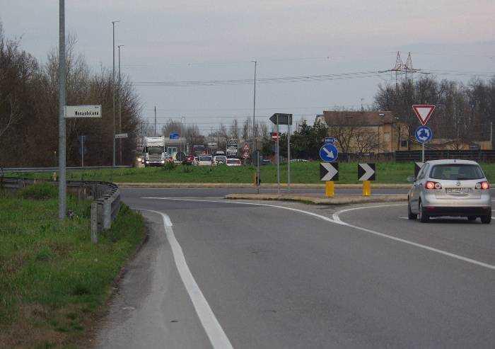 Modena, viabilità: sarà ampliata la rotatoria Rabin