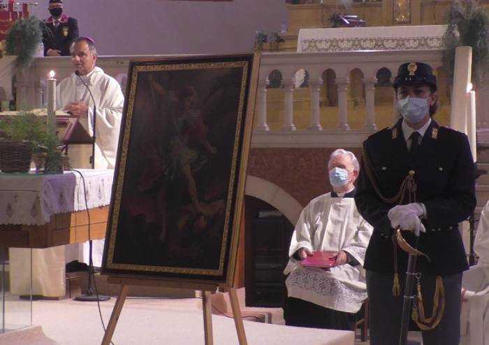 La Polizia di Stato celebra San Michele: il bene vince sul male