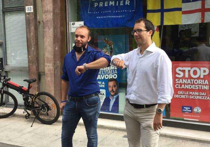 Modena, la Lega cambia sede ma la tensione interna è alle stelle