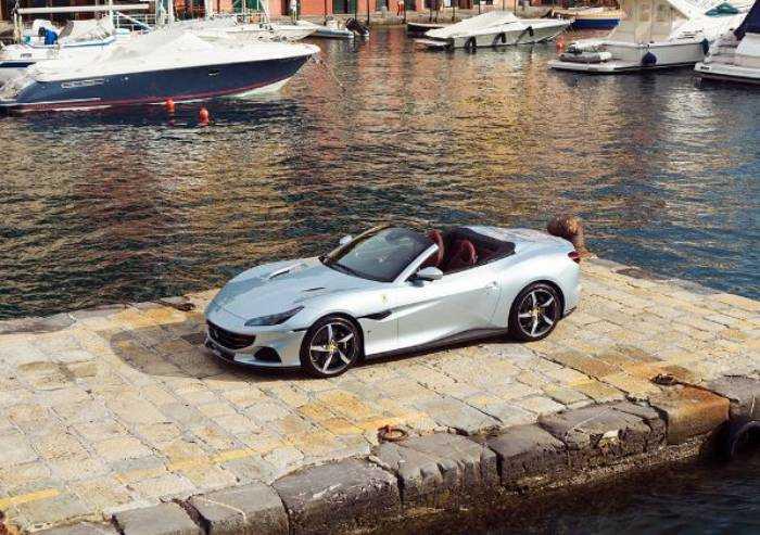 Supercar, riecco la Ferrari Portofino M