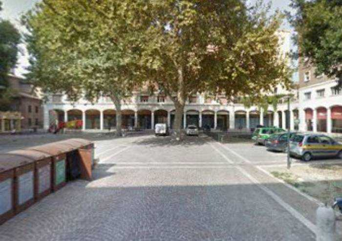 Super-spacciatore di eroina arrestato in piazza Matteotti