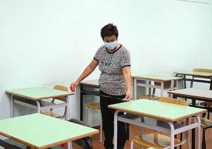 Covid scuole modenesi: casi al nido Parco di Sassuolo e al Cattaneo