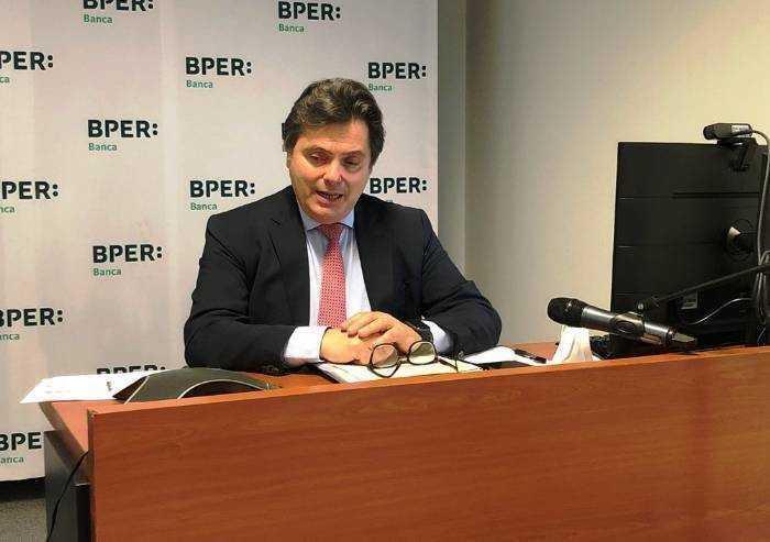 Nuovo crollo di Bper in Borsa -4,2%, annullato il rimbalzo di ieri