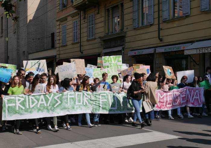 'Usate i soldi del recovery fund per l'ambiente'