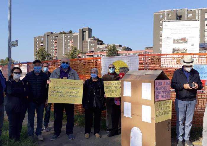 'Nuove case per anziani in ritardo, si investa su assistenza'