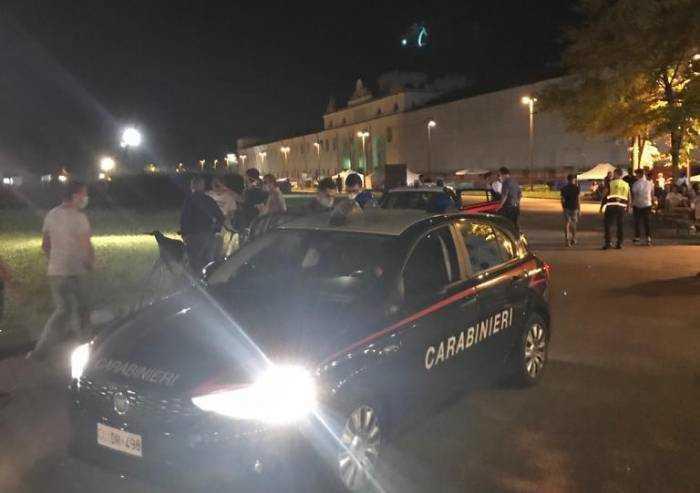 A Modena, con emergenza Covid, reati in calo del 33%