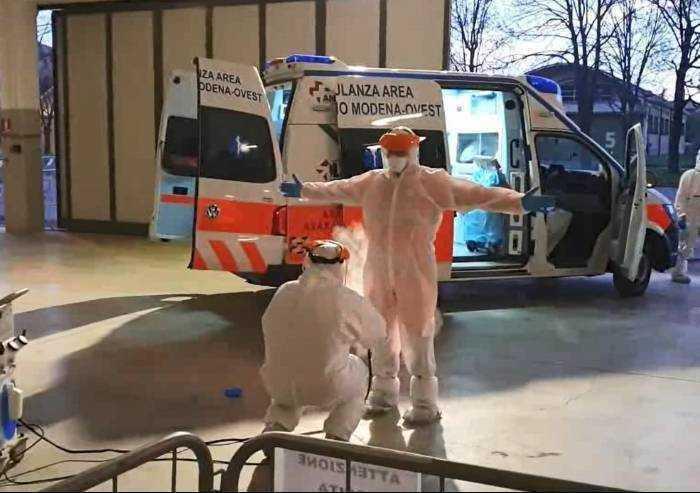 Covid, 52 casi in provincia: 22 a Modena città e 8 a Sassuolo