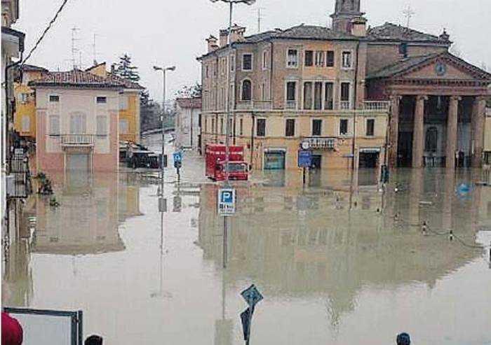Nodo idraulico Bassa modenese, Arginiamo: 'Soddisfatti dalla Regione'