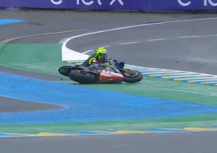 MotoGp, vince Petrucci: Rossi fuori al primo giro
