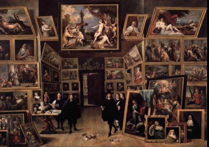 Mirandola, alla scoperta delle collezione di quadri dei Pico