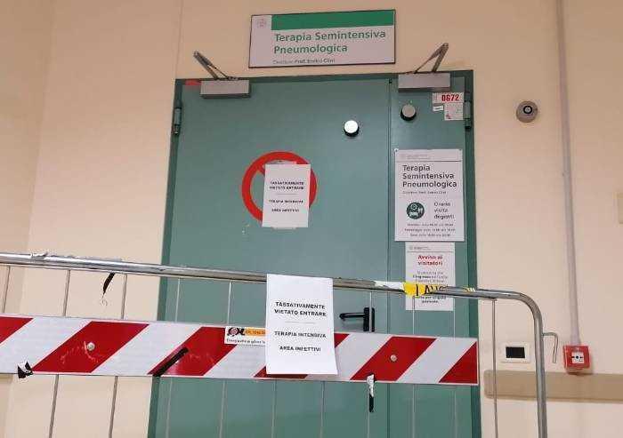 Terapie Intensive: a Modena occupate 13 su 150 ora disponibili