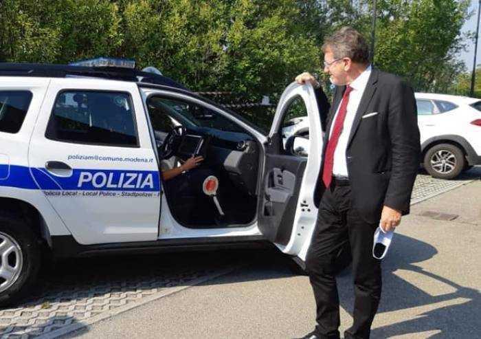 Con Safer traffic a Modena 142 multe in 20 giorni
