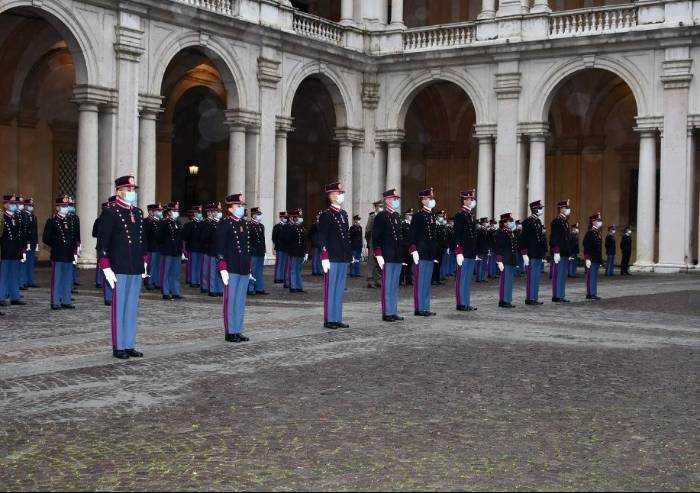 Accademia Modena, assegnato a un allievo donna il grado più alto