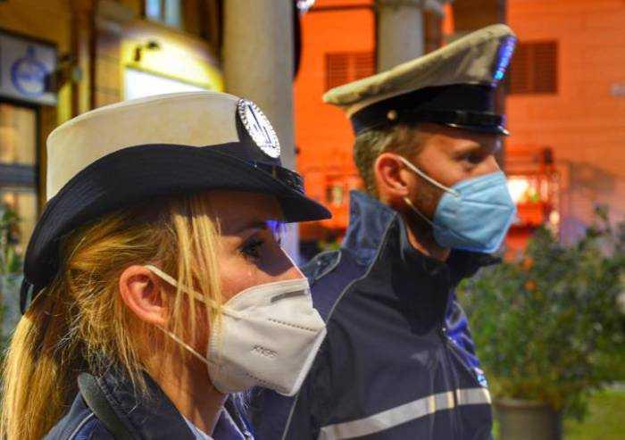 Norme anti-covid: otto multe a Sassuolo