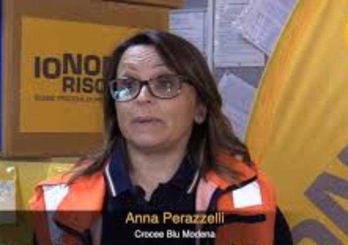 Croce Blu, Anna Perazzelli confermata presidente