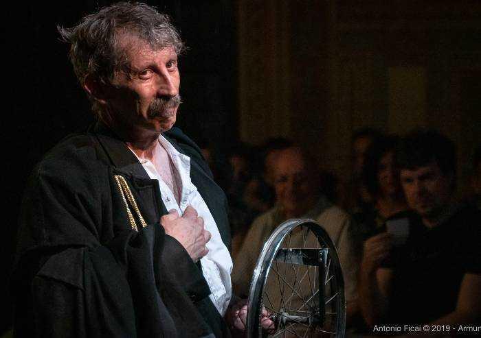 Drama Teatro, si riparte con 'Cinedanza' e 'La corsa di fuochi'