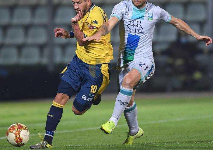 Il Modena piace, merita, ma non va oltre lo 0-0
