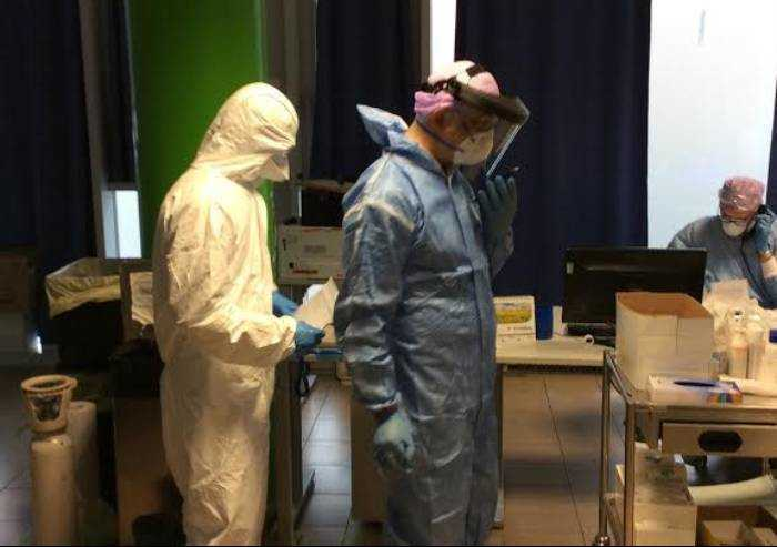 A Modena 89 positivi e sei persone decedute